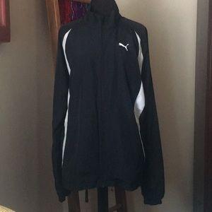 Men's Puma light weight jacket